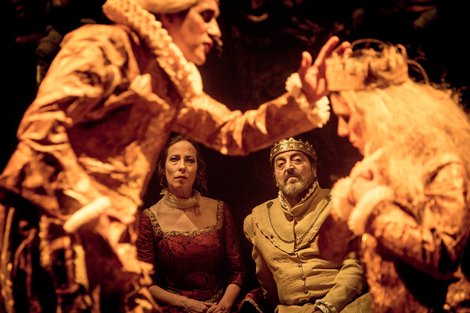 Hamlet de Teatro Clásico de Sevilla